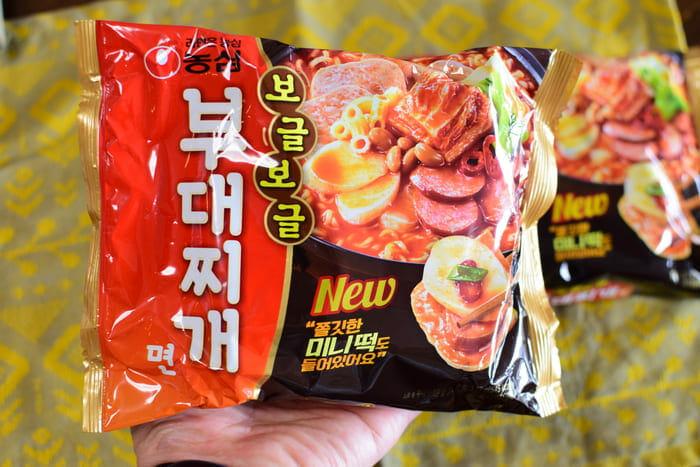 プデチゲ麺1