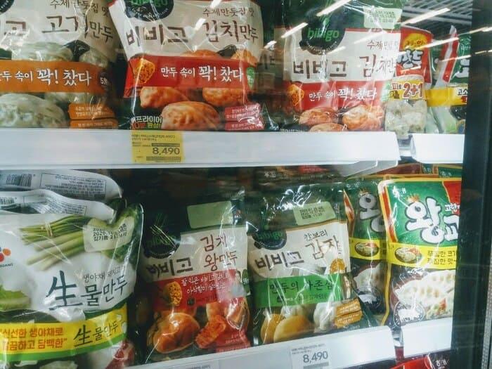 韓国マートbibigo
