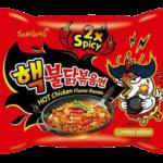 核カクブルダック炒め麺辛さ2倍