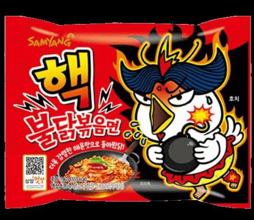 核ブルダック炒め麺New