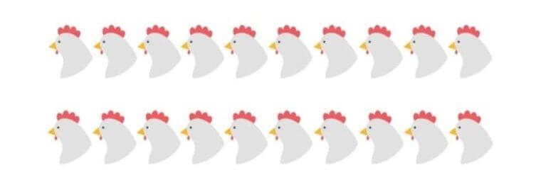 愛の不時着鶏肉
