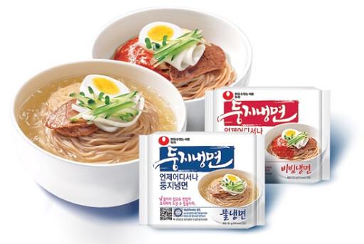 ドゥンジ冷麺韓国