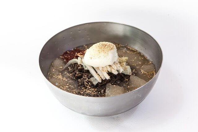 韓国水冷麺