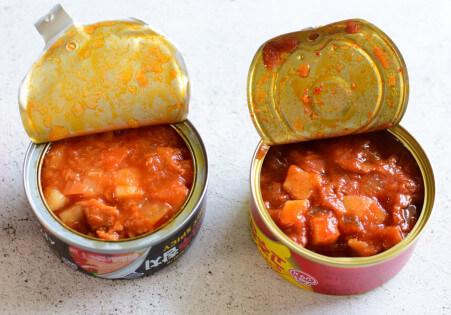 唐辛子ツナ缶