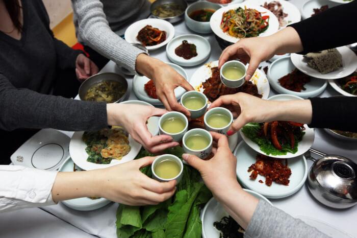 韓国お酒文化