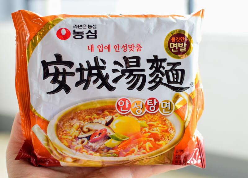 安城湯麵パッケージ