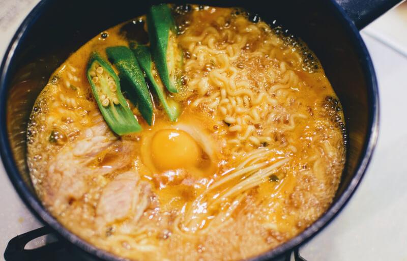 安城湯麵卵