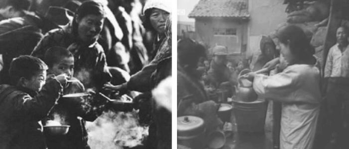 戦後貧しい韓国