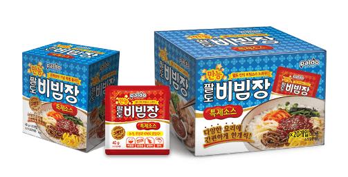 パルドビビン麺ソース箱