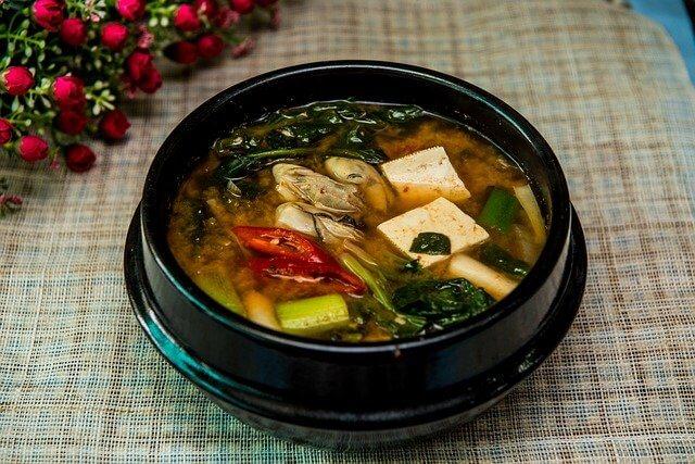 韓国テンジャンチゲ
